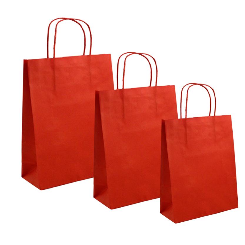 shopper-natale-rossa