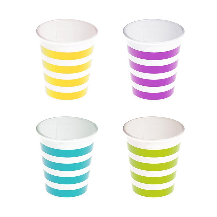 bicchiere-colorato-righe-insieme