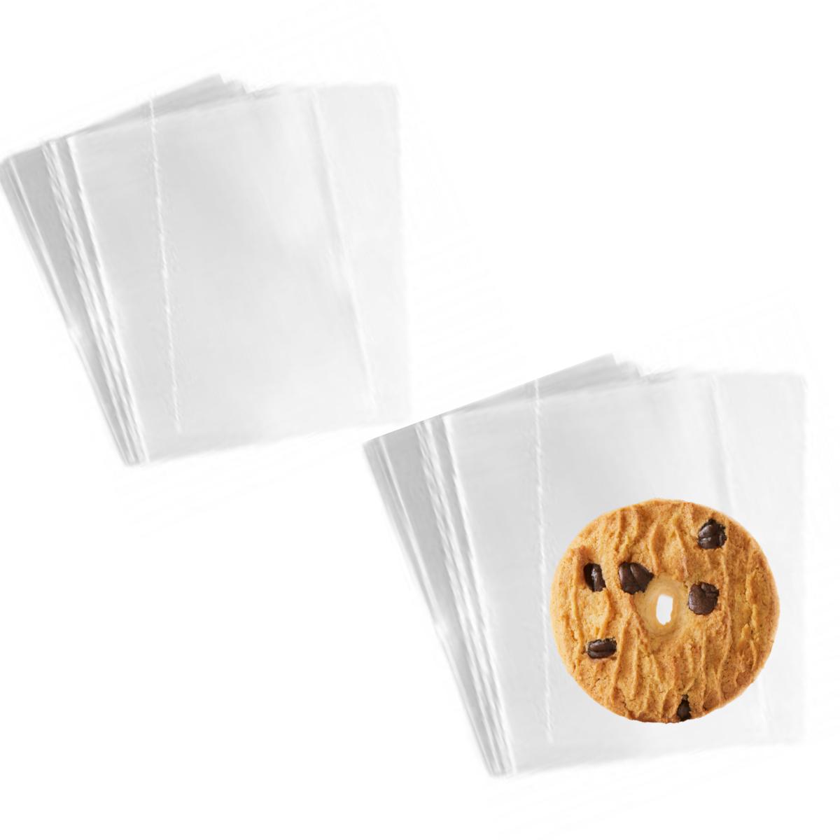 sacchetto trasparente per biscotti gruppo
