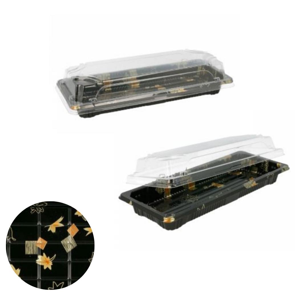 vaschetta per sushi 145.39 nuova