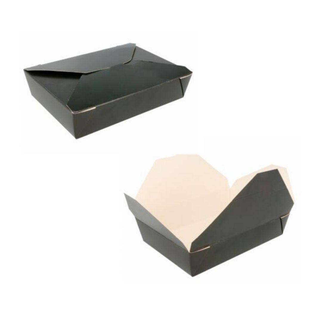 scatola per asporto nera cod 131.58