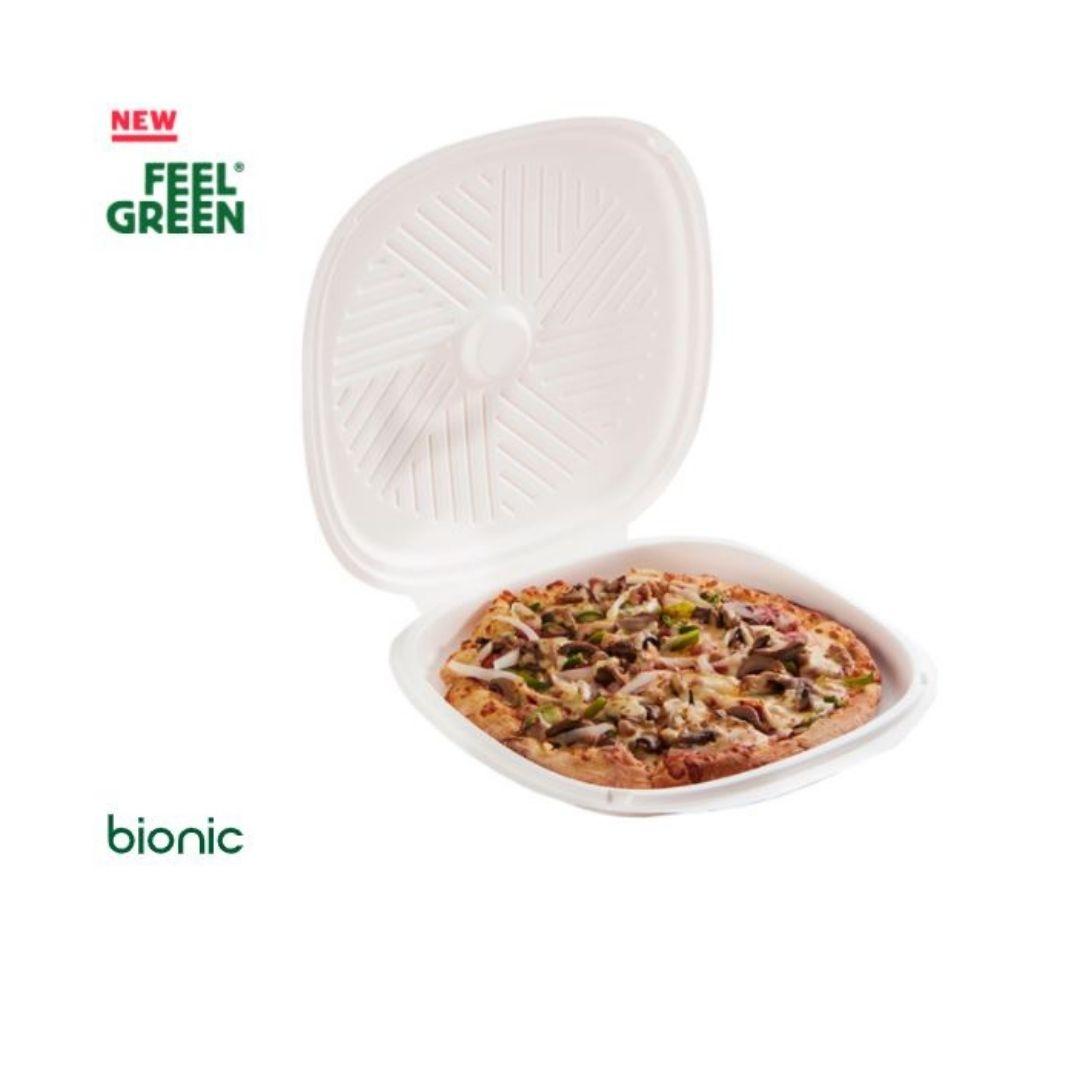 scatola pizza bio rotonda cod 233.09