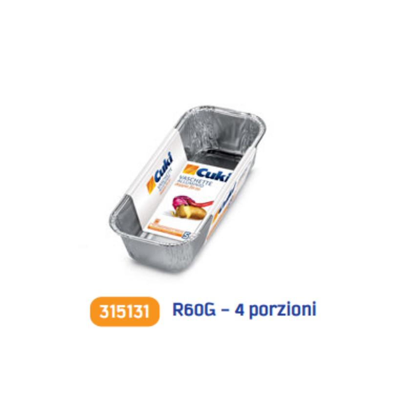 vaschetta alluminio cod 315131